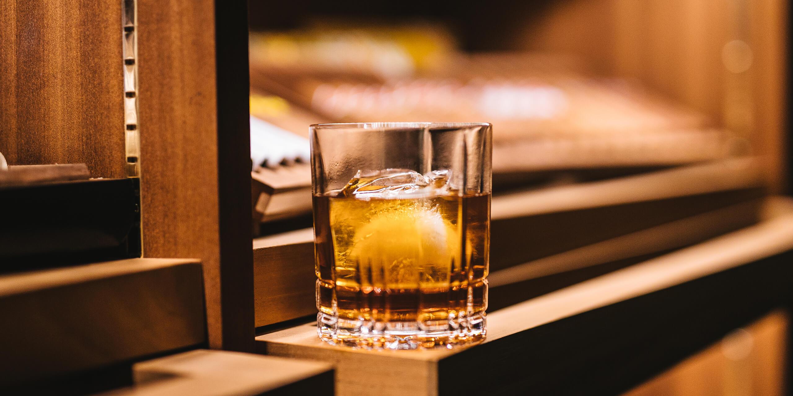 Roomers Baden-Baden Bar Drinks