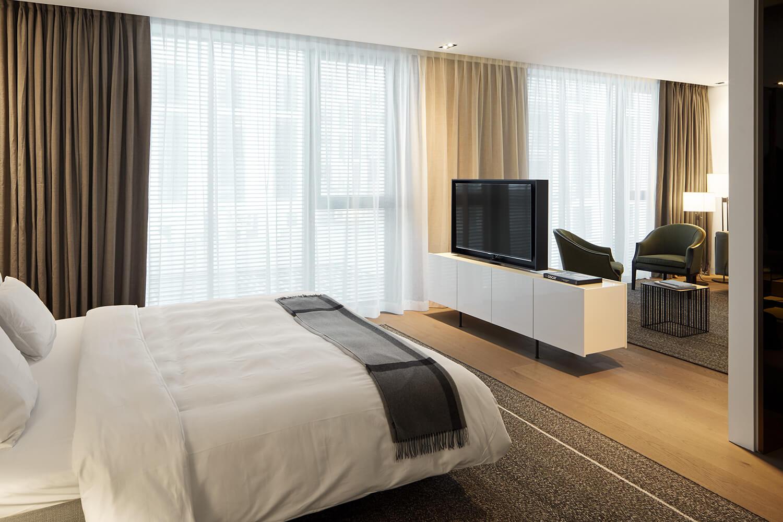 Roomers Baden-Baden Deluxe Junior Suite