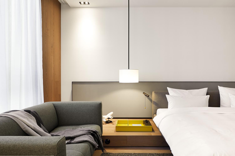 Roomers Baden-Baden Deluxe Room