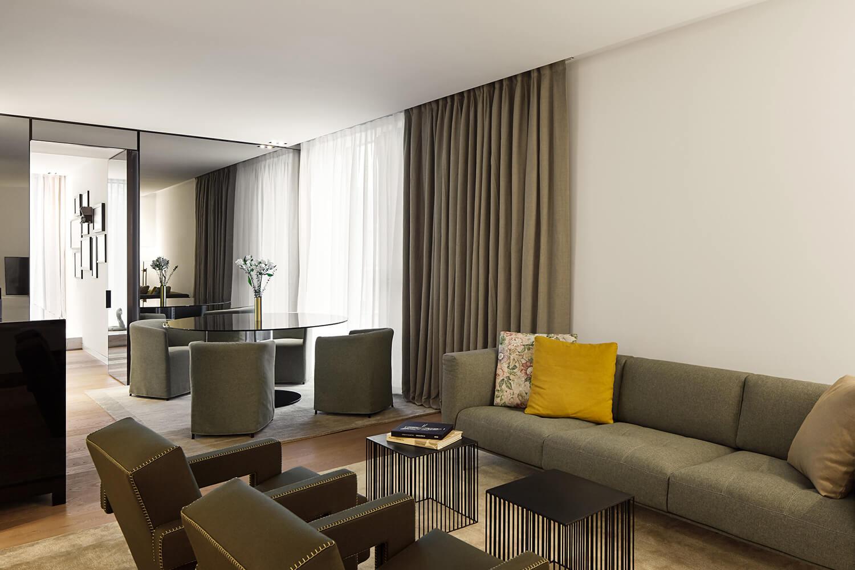 Roomers Baden-Baden Deluxe Suite