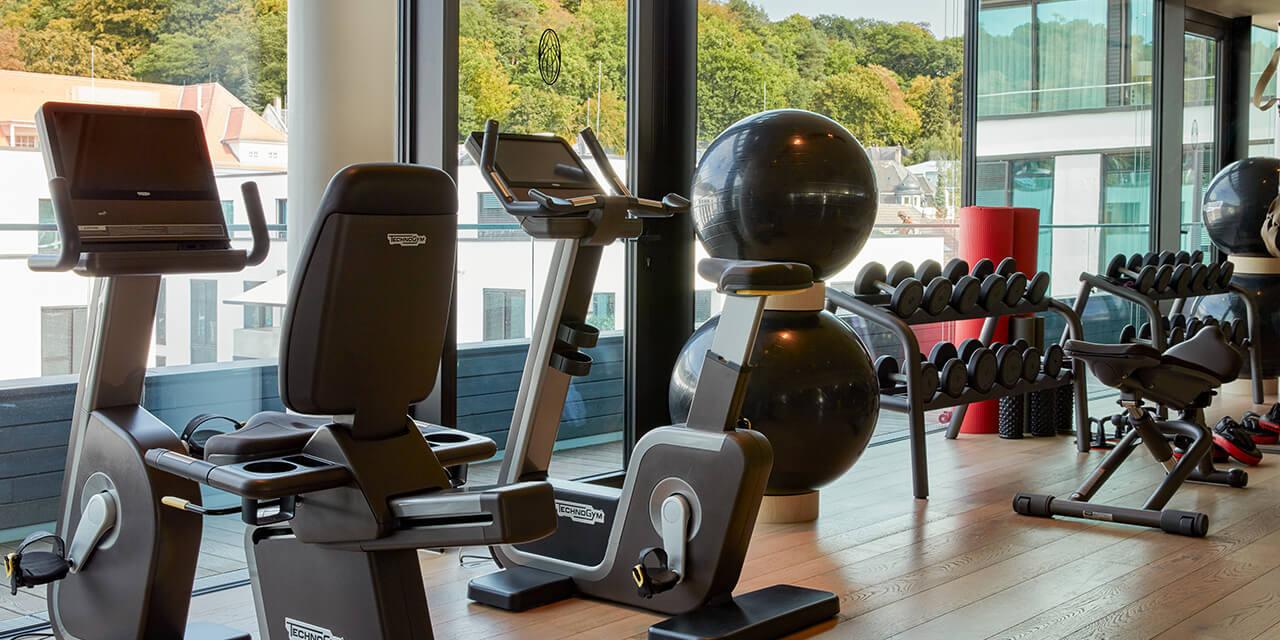 Roomers Baden-Baden Gym