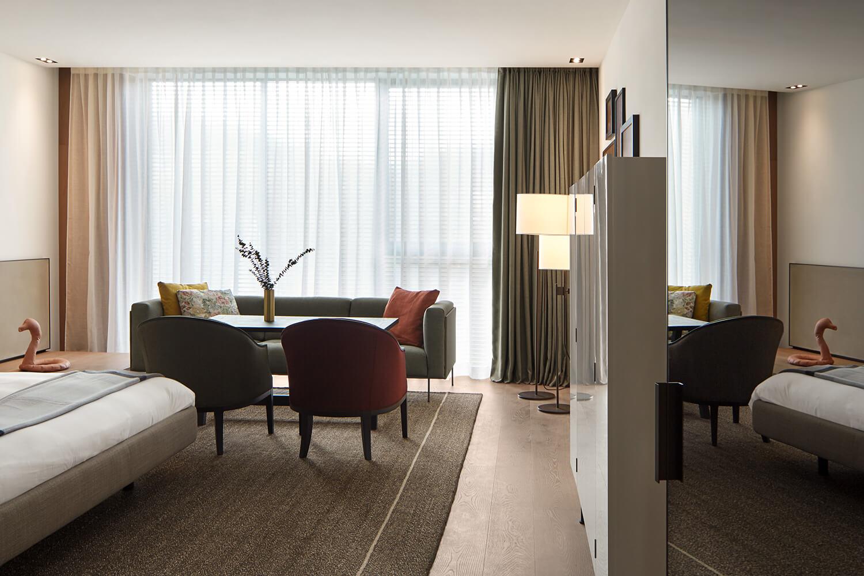Roomers Baden-Baden Junior Suite