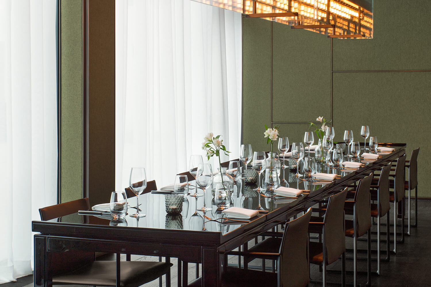 Roomers Baden-Baden Meeting Event Private Dining