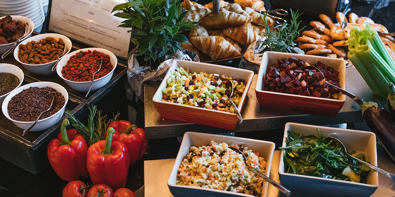 Roomers Baden-Baden Plan your trip breakfast