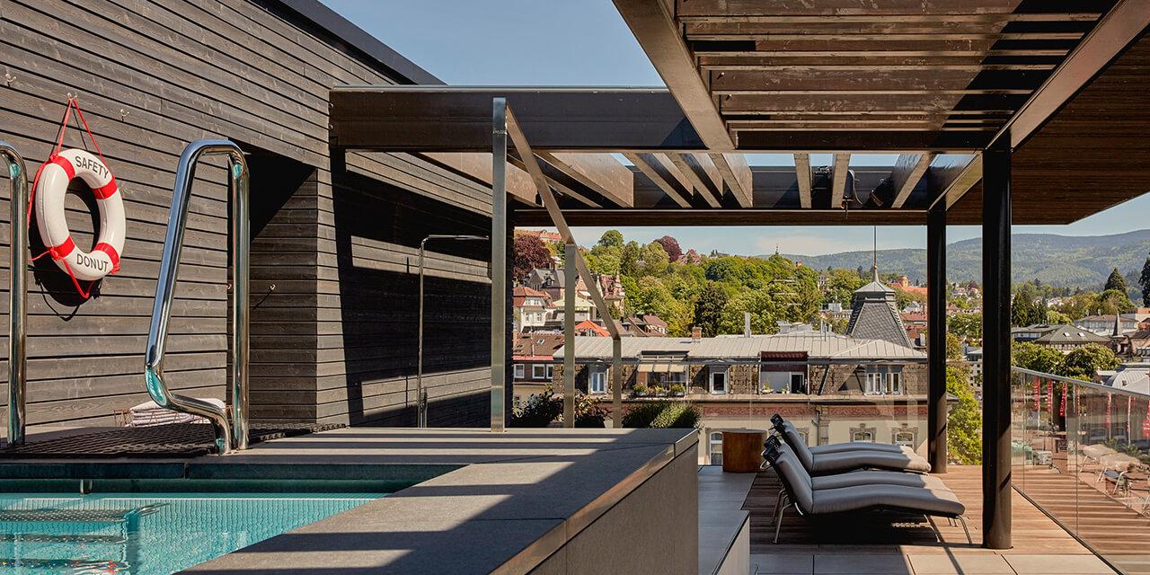 Roomers Baden-Baden Rooftop