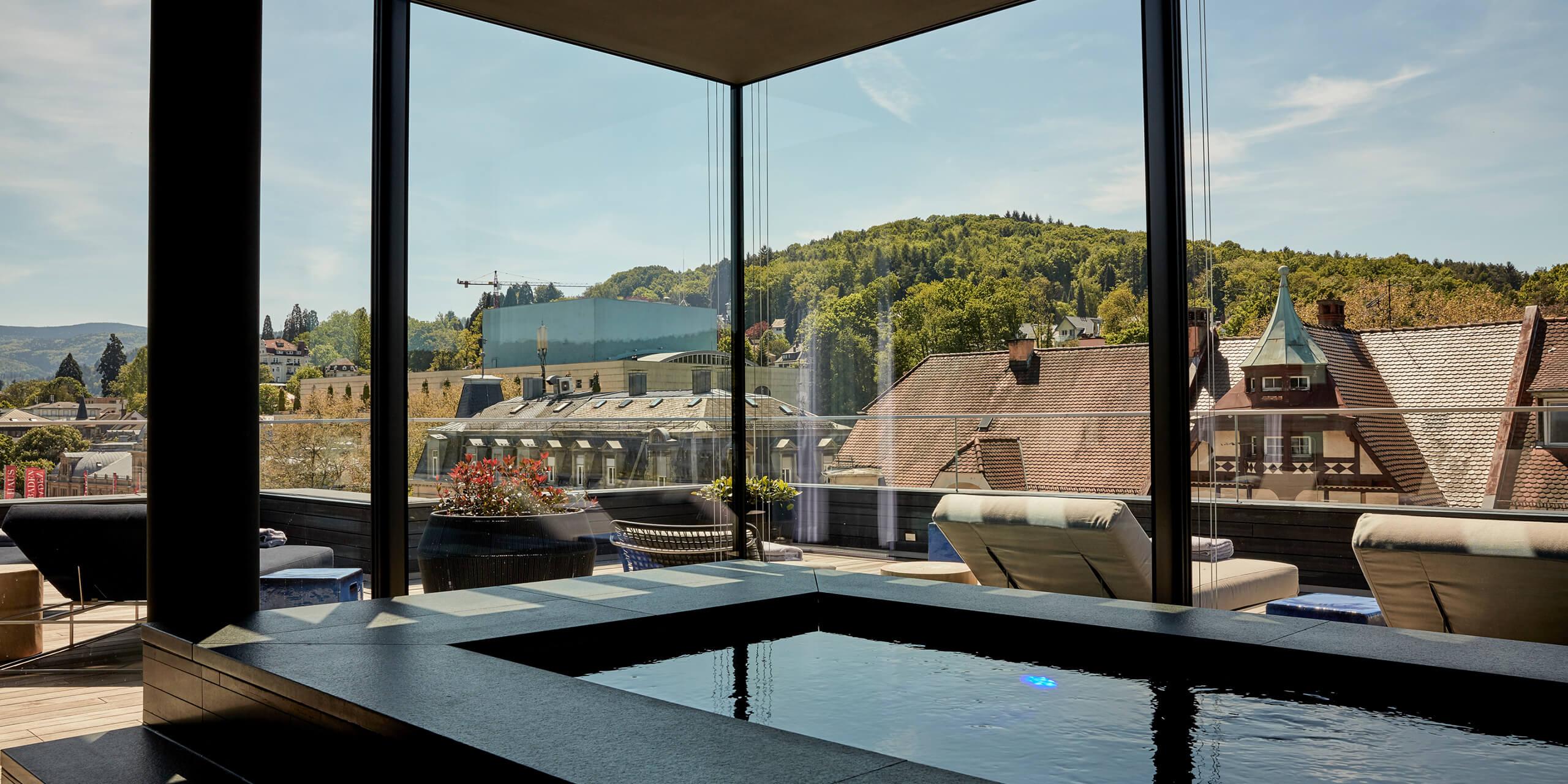 Spa Health Einzigartiges Spa Hideaway Mit Schwarzwald Aussicht