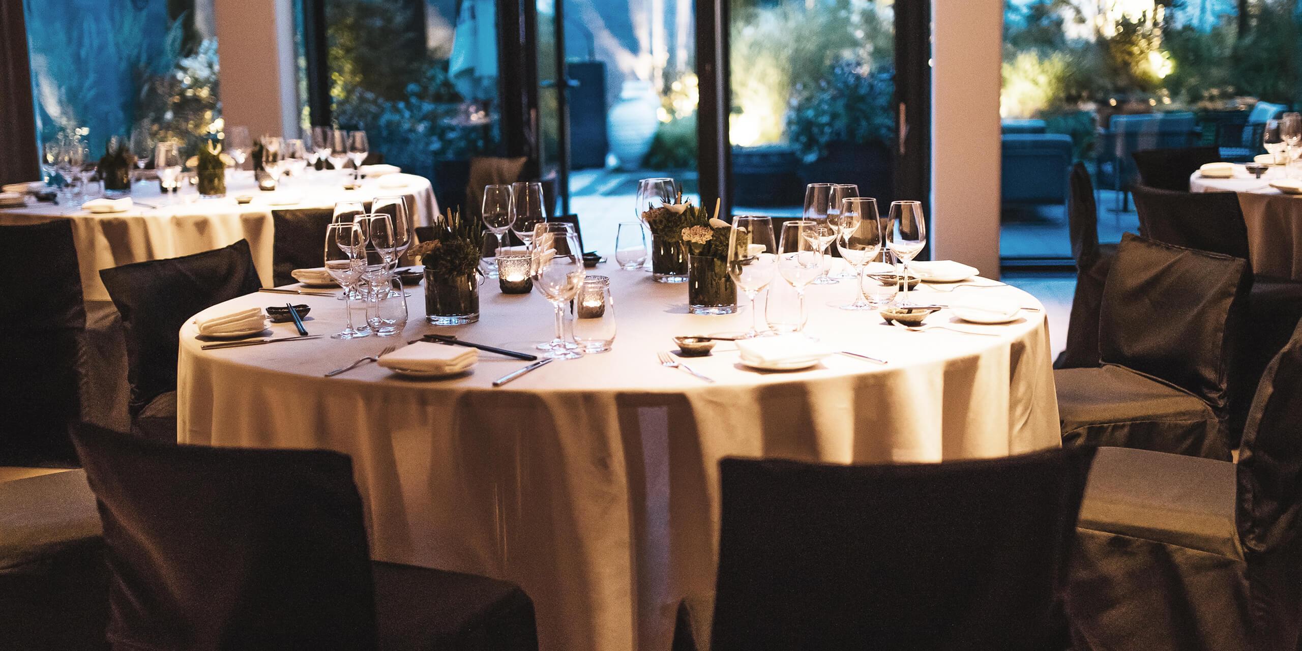 Roomers Baden-Baden Wedding Eventroom