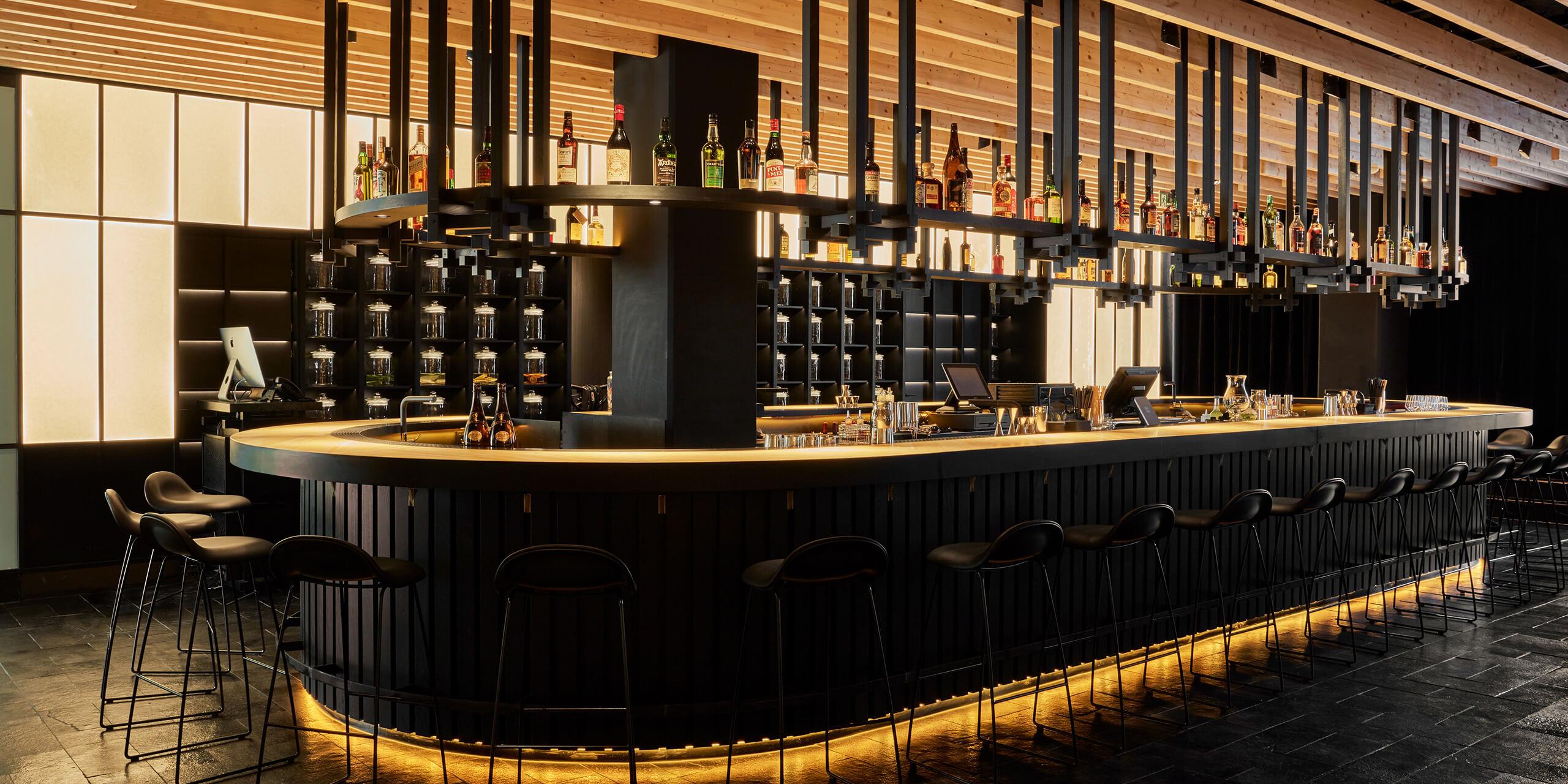 Roomers Munich Bar
