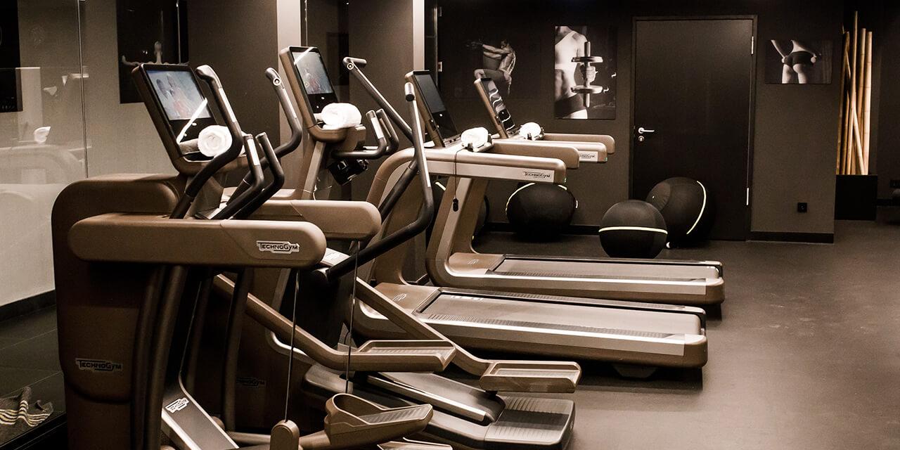 Roomers Munich Gym