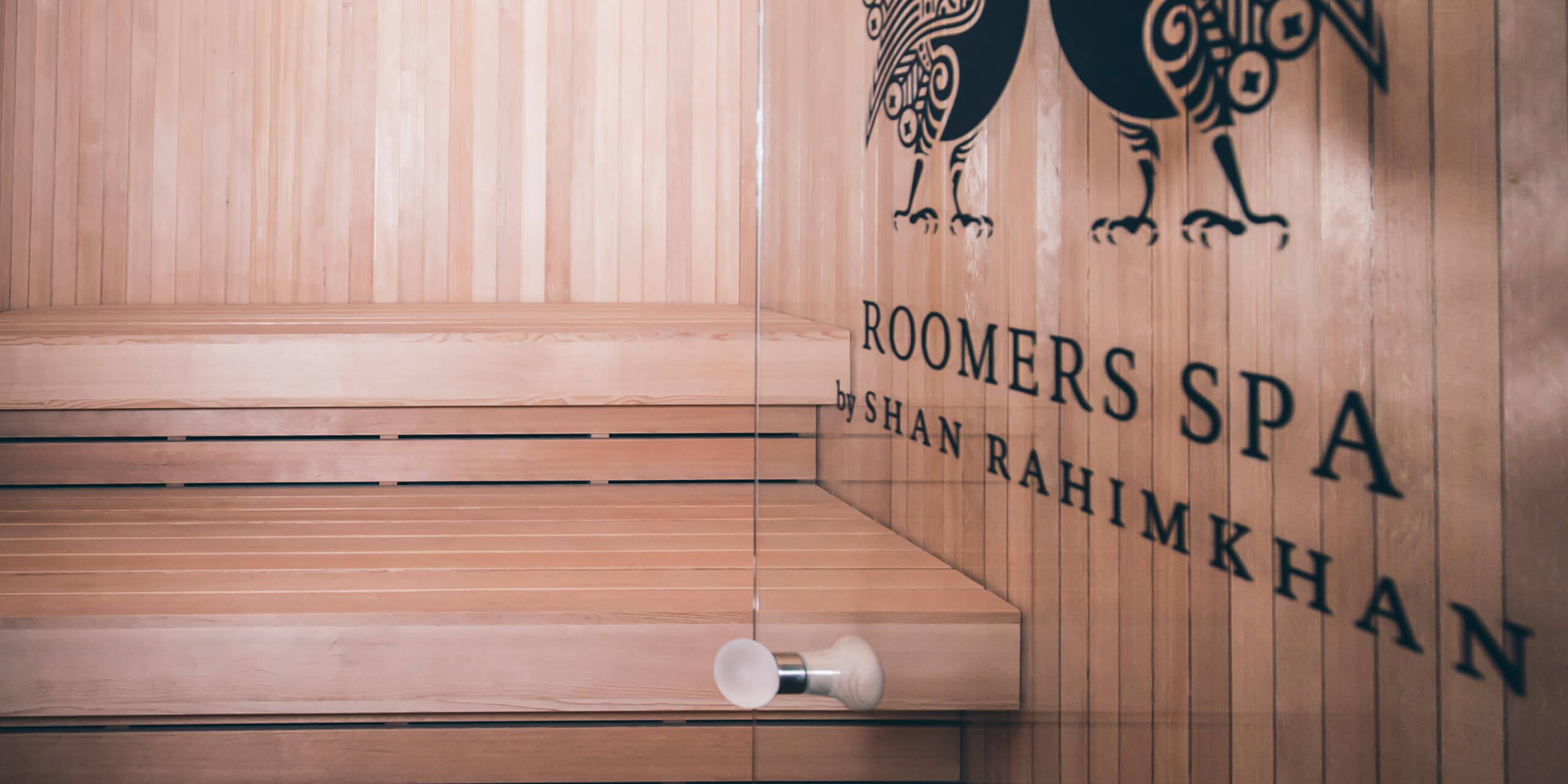 Roomers Munich Spa Shan Rahimkhan