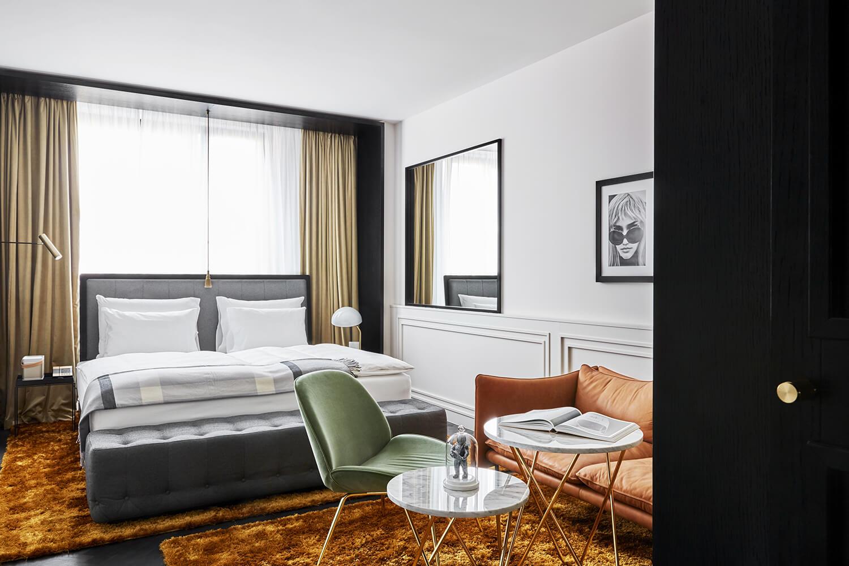 Roomers Munich Superior Suite