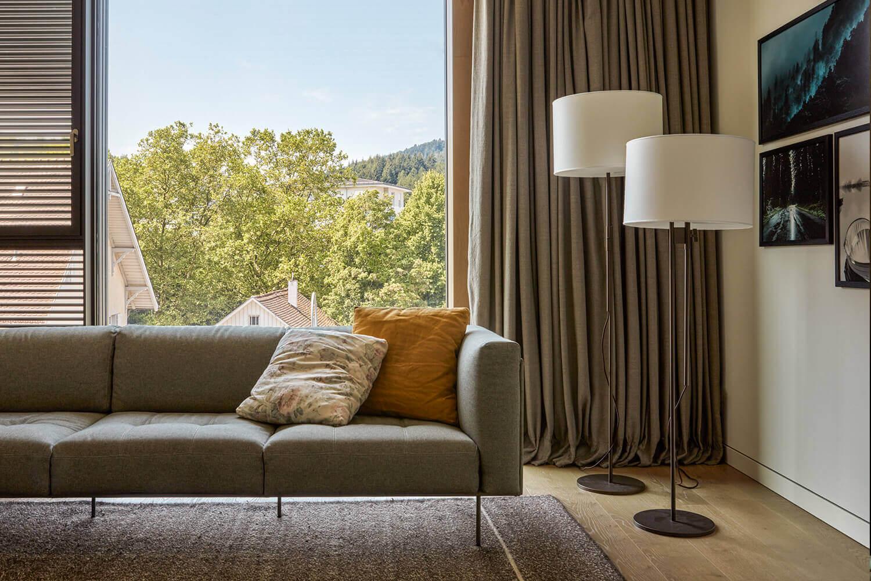 Roomers Baden-Baden Junior Suite View