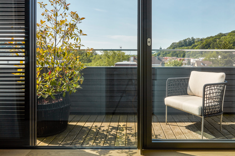 Roomers Baden-Baden Select Suite Room View