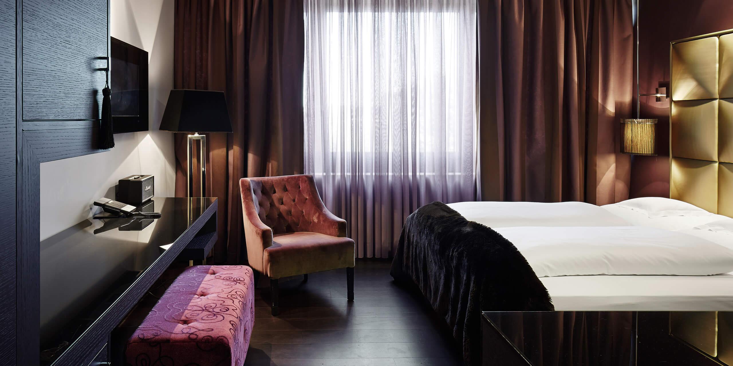 Roomers Frankfurt Superior