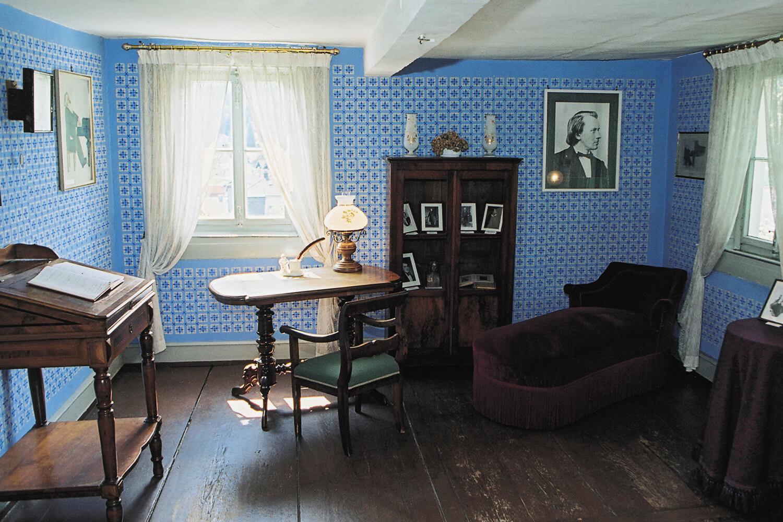 Roomers Baden-Baden Brahmshaus