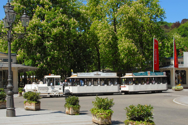 Roomers Baden-Baden Citybahn