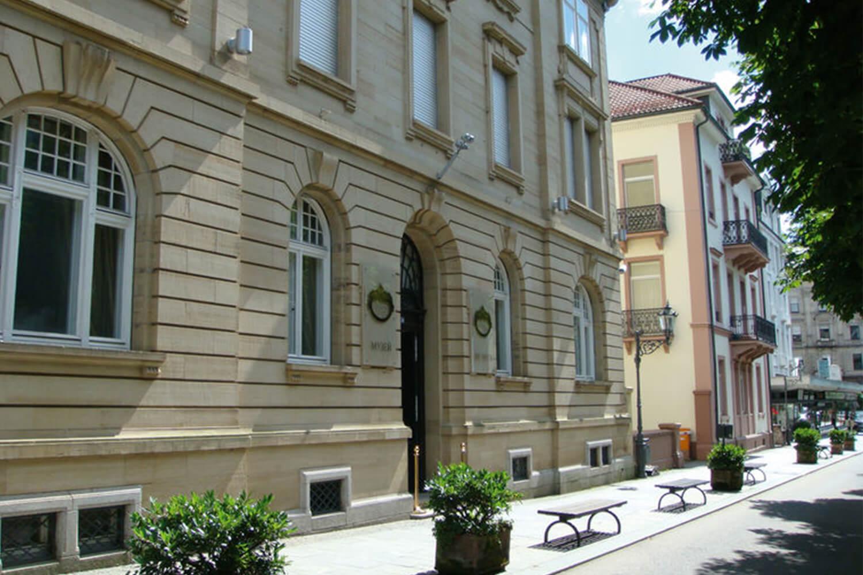 Roomers Baden-Baden Faberge
