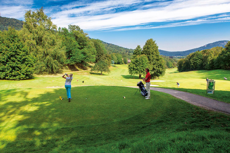 Roomers Baden-Baden Golfregion
