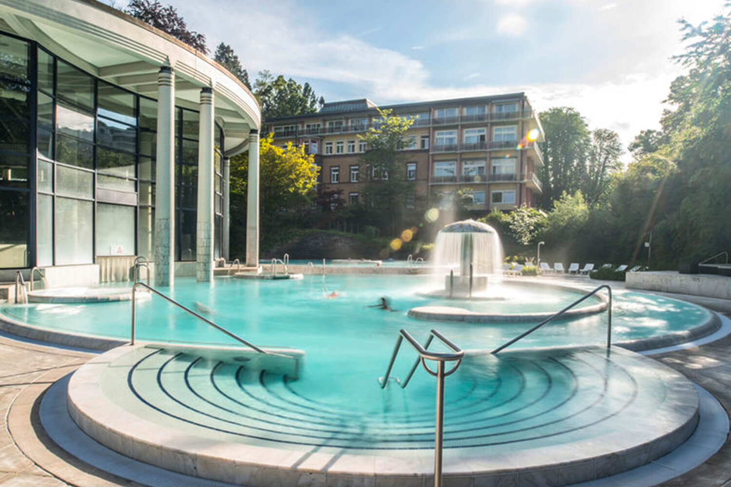 Roomers Baden-Baden Caracalla Therme