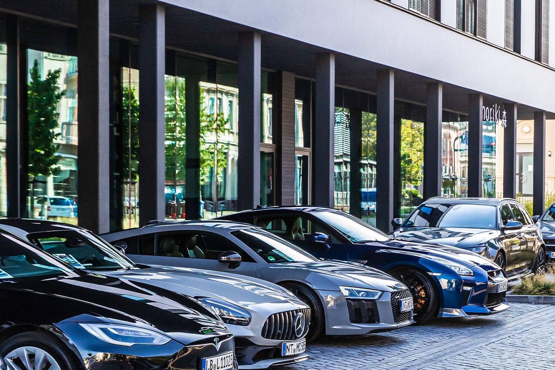 Roomers Baden-Baden Drive in motion