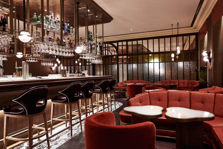 Roomers Baden-Baden Fritz&Felix Bar