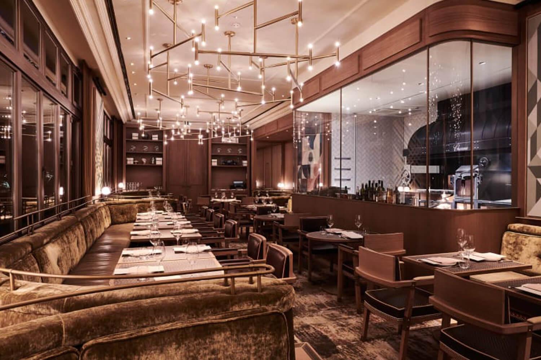 Roomers Baden-Baden Fritz&Felix Restaurant