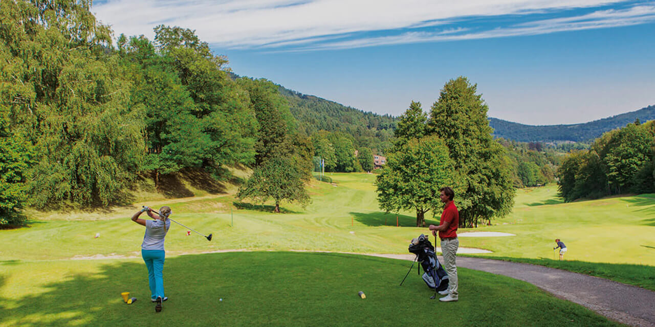 Roomers Baden-Baden Golf