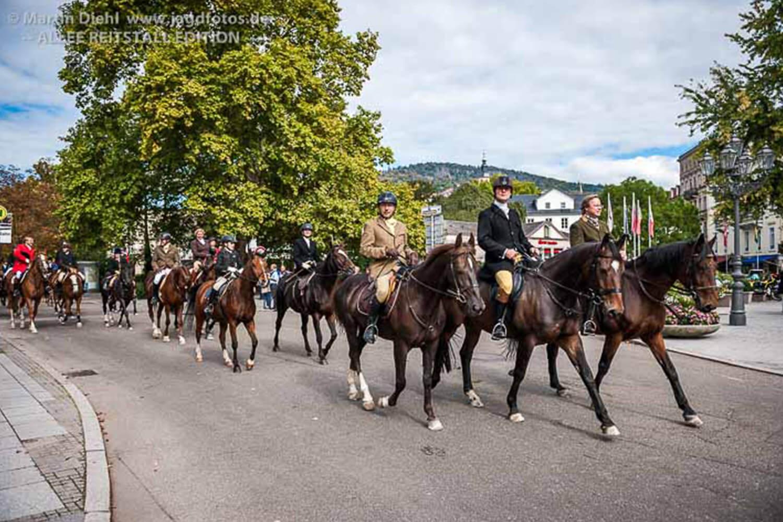 Roomers Baden-Baden Horses