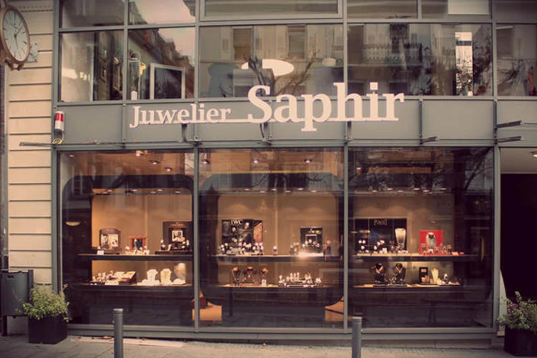 Roomers Baden-Baden Juwelier Saphir