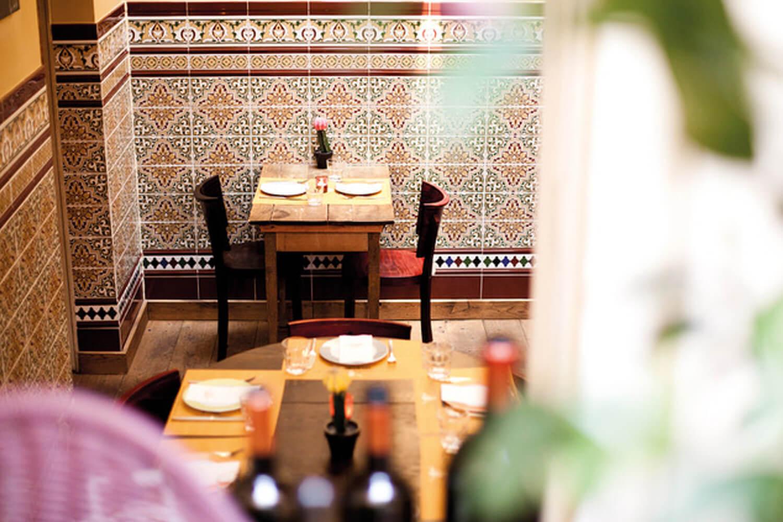 Roomers Baden-Baden Monte Christo Tapas Bar