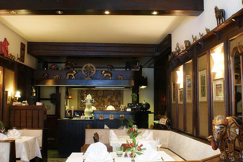 Roomers Baden-Badem Namaskaar Restaurant