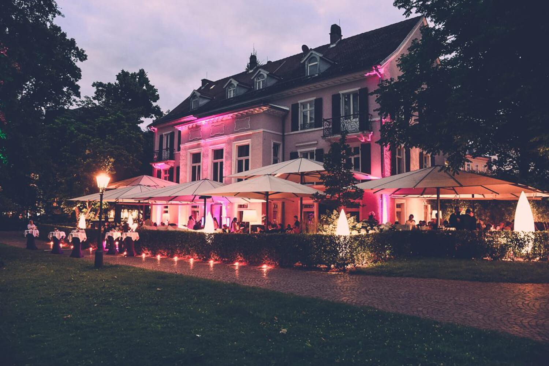 Roomers Baden-Baden Rizzi Restaurant