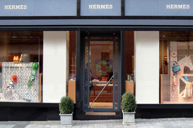 Roomers Baden-Baden Hermes Shop