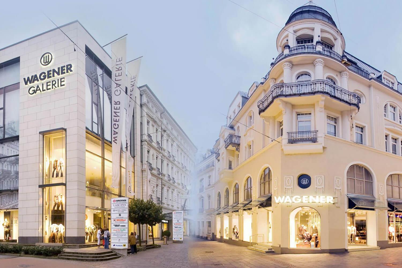 Roomers Baden-Baden Wagener Shopping
