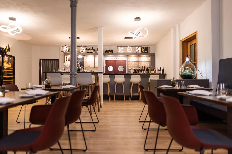 Roomers Baden-Baden Heine Wine Dine Restaurant