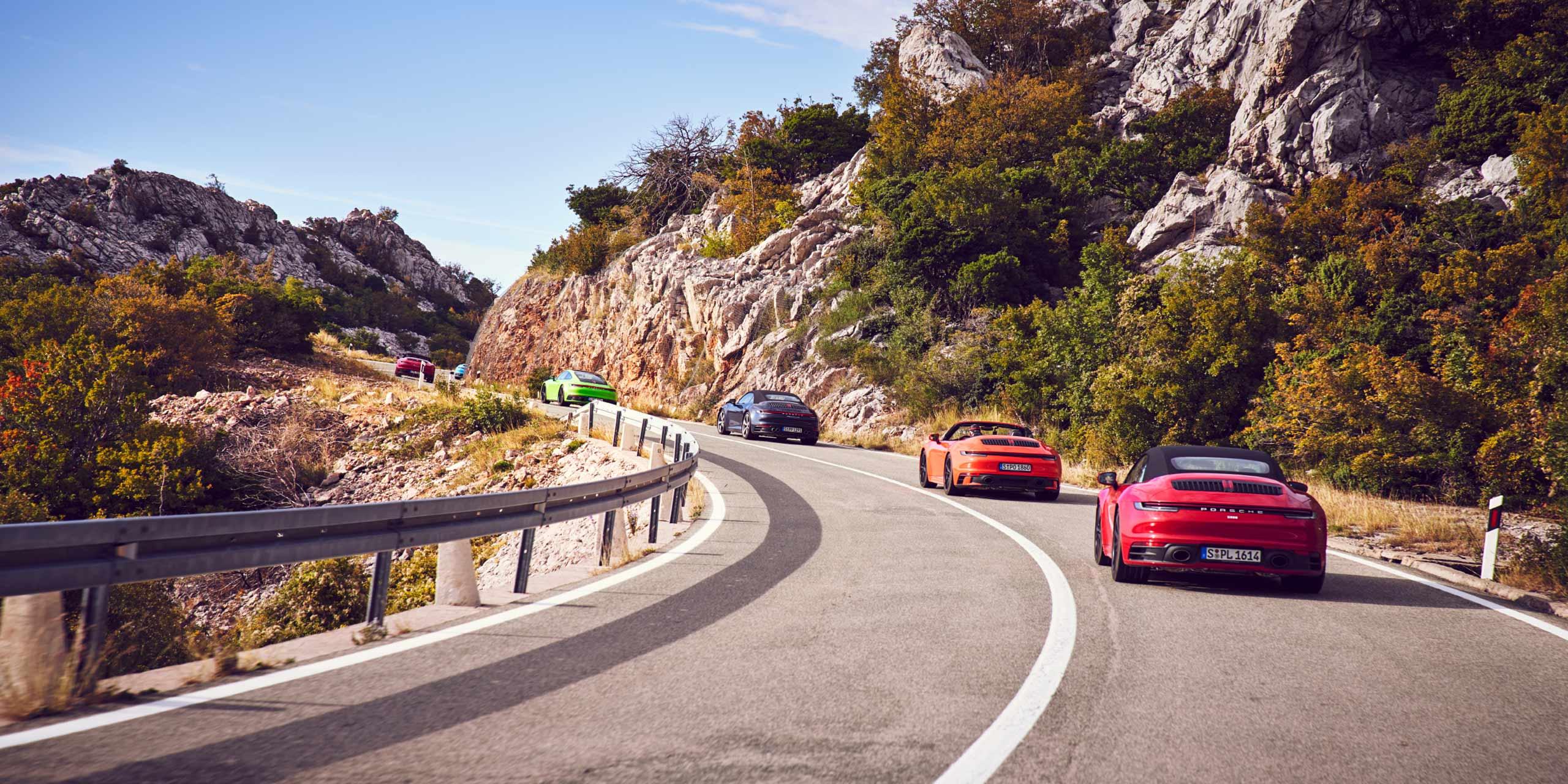 Roomers Baden-Baden Porsche Experience Day Package
